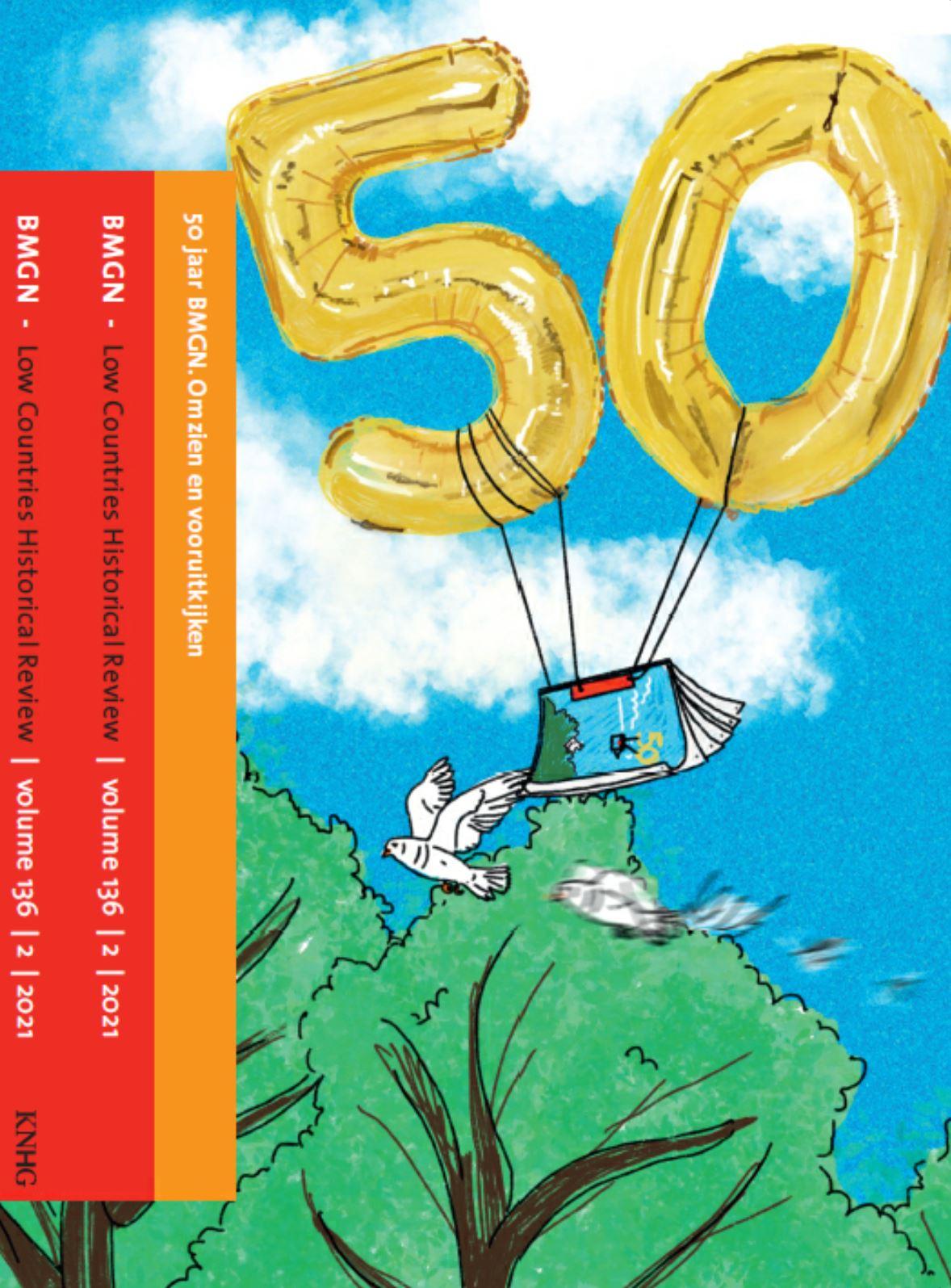 View Vol. 136 No. 2 (2021): 50 jaar BMGN. Omzien en vooruitkijken